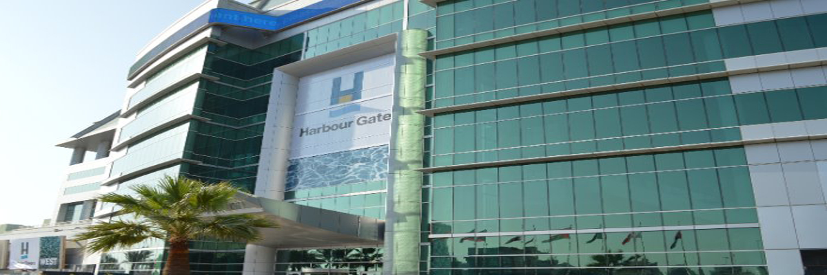 Our New Signage is Here! The Harbour Gate