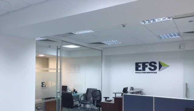 EFS Facilities Services Now Have New Offices