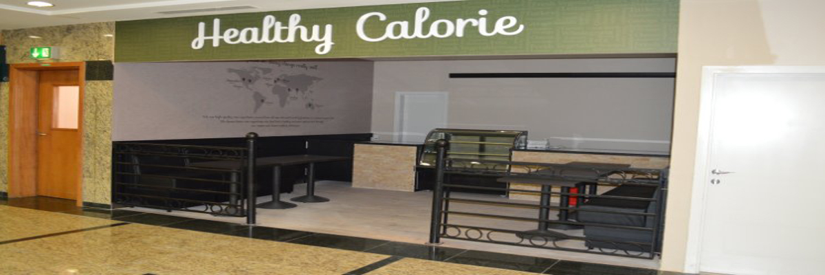 Just 2 days to go before Health Calorie Opens to customers.