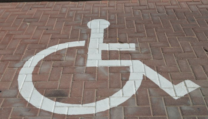 Disabled Parking at The Harbour is easier now