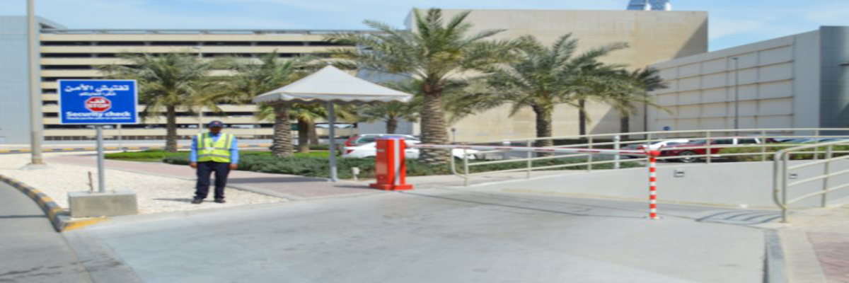 Updated security services at The Harbour Towers within Bahrain Financial Harbour