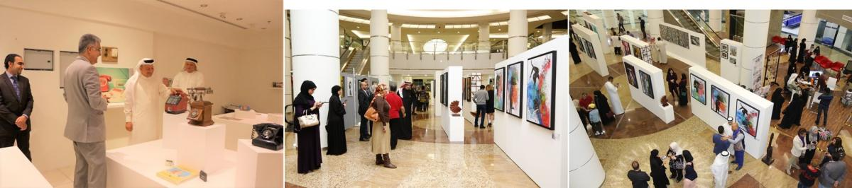 Tashkeel Art Event December 2017