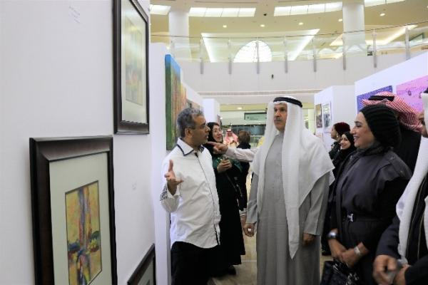 InterSections Joint Art Exhibition