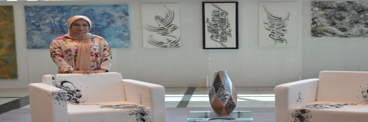 Taiba Faraj - Art at the Harbour