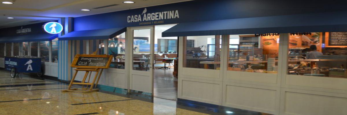 Casa Argentina Is Open!!